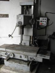 Finishing and boring machine 2E78P
