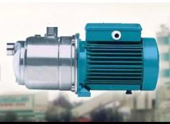Centrifugal pumps for the dairy industry