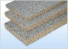 Struzhechno-tsementnye Plates (STP)