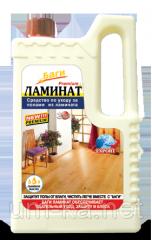 Средство для мытья полов Ламинат Bagi (Израиль),