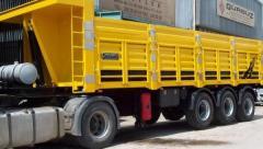 Dump truck GÜRLEŞENYIL grain-carrier