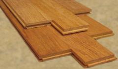 Parquet piece oak for expor