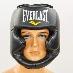 Шлем боксерский с полной защитой PU EVERLAST 7420