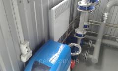 Блочная, модульная котельная на газу, 400кВт, с
