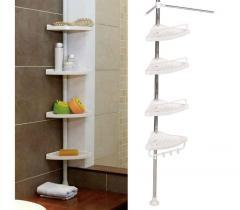 Угловая полка для ванной Multi Corner Shelf,