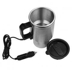 Автомобильная чашка с подогревом 12V CUP