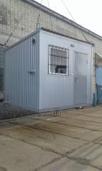 Блочна модульна котельня,  газовая,  700кВт