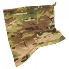 M-Tac шарф-труба анатомический флис multicam