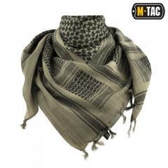 M-Tac Shemagh scarf foliage green / black