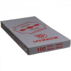 Лезвия педикюрные Merkur 10 шт MP-361