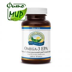 Омега-3 (Натуральный рыбий жир) Омега-3 НСП NSP