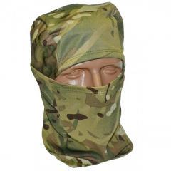Балаклава шарф потовыводящая Multicam