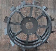 Грунтозацепы для мотоблока (железные колеса)...