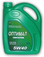 Motor oil SAE 5/40 Optimal Sintetik