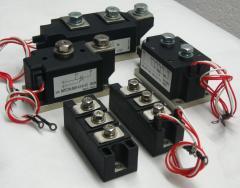 Modules semiconductor MDD, MDT, MTD, MTT, MTSTS,