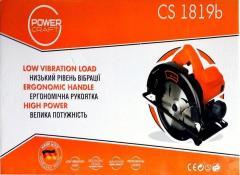 Пила дисковая Powercraft 1819