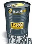 T-1500 transformer oil on pouring from warehouse