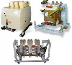 Автоматические выключатели АВМ, АВ2М, Электрон