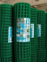 Садовая сетка, Заборная решетка 1.5, ячейка 70*58,