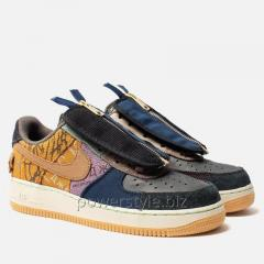 Кроссовки x Travis Scott Air Force 1 Low Cactus Jack