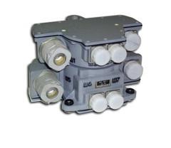 Вращающееся контактное устройство ВКУ-330-4