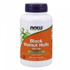 Растительный препарат NOW Foods, Black Walnut