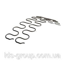 Деталі меблеві з нержавіючої сталі