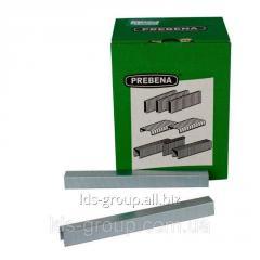 Скоби для будівельних степлерів