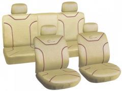 Авточехлы на сидения MILEX Classic бежевые 7262/4