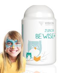 """Витамины Vision """"Junior Be Wise+"""" - для умственного развития"""