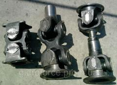 Spare parts for special equipment