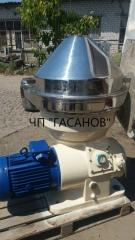 Spare parts for the milk separator Zh5-OSN-S