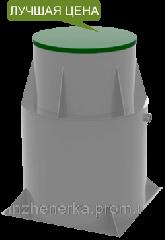 Биосептик BS3 - станция биологической очистки