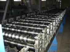 Автоматическая линия для производства профнастила