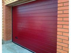 Секционные гаражные ворота Trend 2500 ᚷ 2000...