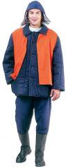 Vest alarm coarse calico, overalls, clothes the