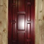 Doors under the order, non-standard doors, wooden
