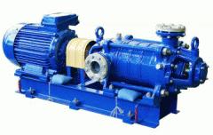 Pumps TsNS 60, TsNS 180, TsNS 300, feeders the