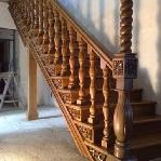 Деревянные лестницы, купить от производителя