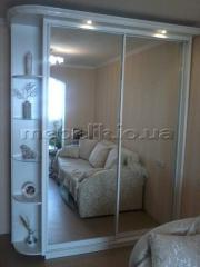 Зеркальный шкаф Севастополь, шкаф зеркальный
