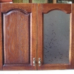 Деревянные фасады кухонные, кухонние деревянные
