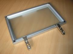 Алюминиевые фасады для кухонь профиль для фасадов