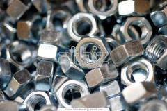Nut from stainless steel