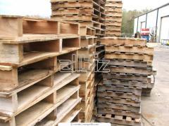 Pallets, cargo pallets wholesale