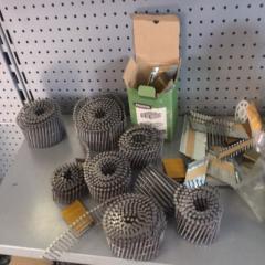 Гвозди для пневмоинструмента типа CNW...