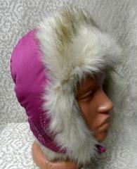 Attires head nurseries, Caps winter ADELE model