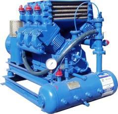 Station compressor PKS-3,5A