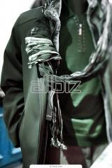 Куртки и полушинели непромокаемые и ветрозащитные военного образца, спортивного стиля