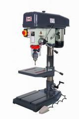 Machines vertical drilling and thread-cutting