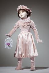 Dashenk's doll, author's doll,
